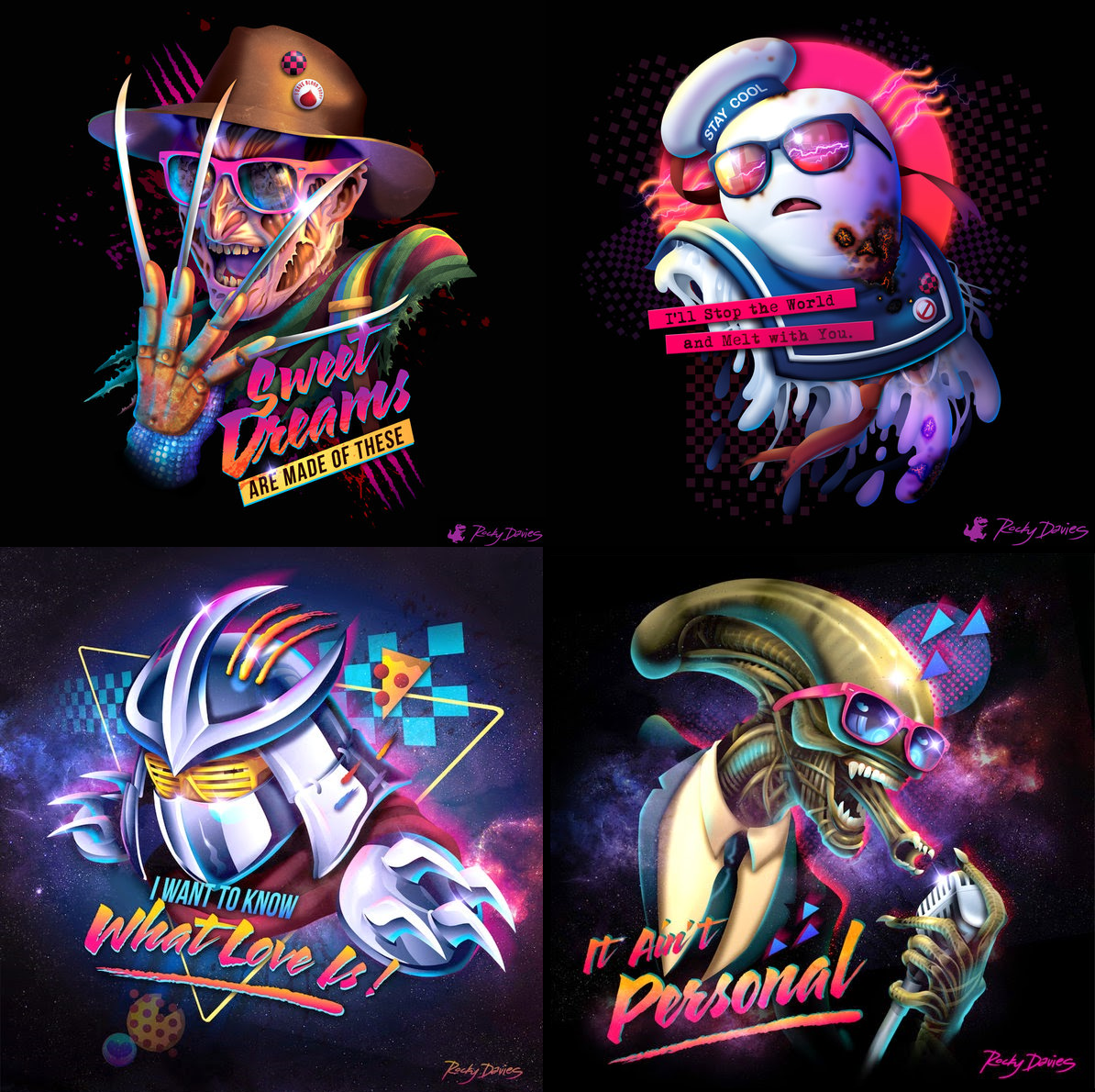 80s-art-freddy-shredder-ghostbusters png | Frontend Post